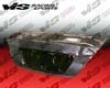 Vis Racing Carbon Fiber Oem Trunk Mitsubishi Lancer 02-03