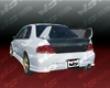 Vis Racing Carbon Fiber Oem Trunk Mitsubishi Evo Viii Ix 03-07