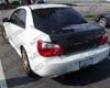 Vis Racing Carbon Fiber Oem Trunk Subaru Wrx 02-03