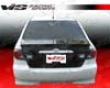 Vis Racing Carbon Fiber Oem Trunk Toyota Corolla 03-07