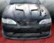 Vis Racing Carbon Fiber Stalker 2 Hood Ford Musyang 94-98