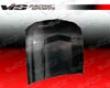 Vis Racing Carbbon Fiber Stalker 3 Hood Ford Mustang 05-08