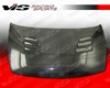 Vis Racing Carbon Fiber Techno R Hood Honda Civic 06-09