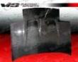 Vis Racing Carbon Fiber Techno R Hood Toyota Mr2 85-89