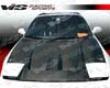 Vis Racing Carbon Fibef Techno R Ho0d Toyota Mr2 90-95