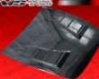 Vis Racing Carbon Fiber Terminator Hood Honda S2000 00+