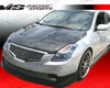 Vis Racing  Carbon Fiber Terminator Hood Nissan Altima 2dr 08-09