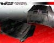 Vis Racing Carbon Fiber Thunder Cover Toyota Matrix 02-04