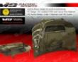 Vis Racing Carbon Fiber V Line Hood Lexus Gs300/400 98-05