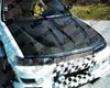 Vis Racing Carbon Fiber Xtreme Gt Hood Honda Accord 90-93