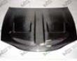 Vis Racing Carbon Fiber Xtreme Gt Hood Mitsubishi Eclipse 2g 95-99