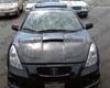 Vis Racing Carbon Fiber Xtreme Gt Hood Toyota Celica 00 -05