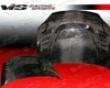 Vis Racing Carbon Fiber Zd Chevrolet Camaro 98-02