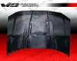 Vis Racing Carbon Fiber Zd Hood Ford F150 04-07