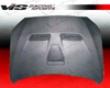 Vis Racing Become ~ Fusion Cf Oem Hood Mitsubishi Evo X 08+