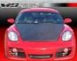 Vis Racing Dry Fusion Cf Oem Hood Porsche Boxster 97-04