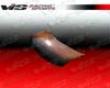 Vis Racing Gold Kevlar Oem Hood Honda Civic 4dr 06-09