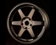 Volk Wheels Te37 18x9.5 +35 5x120.65 Chevrolet Corvette C6 Z06