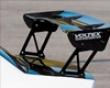 Voltex Carbon Fiber Gt Wing Type 5 Mitsubishi Evo Vii, Viii, Ix 03+