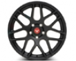 Vorsteiner Cs-01 Matte Black Cast Aluminum Monoblock Wheel 19x8.5 5x120 Bmw E46 3 Series