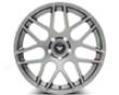 Vorsteiner Cs-01 Matte Sikver Cast Aluminum Monoblock Wheel 19x8.5 5x120 Bmw E46 3 Series