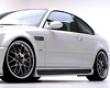 Vorsteiner Gts3 Carbon Side Skir5s Bm M3 E56 Coupe Cabriolet 01-05