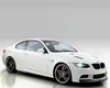 Vorsteiner Gts3 Front Full glass With Carbon Fiber Splitter Bmw E90 M3 Sedan 08+