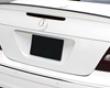 Vorsteiner Rear Aero Carbon Deck Lid Spoiler Mercedes E Class W211 03-08