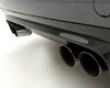 Vorsteine V-csl Rear Diffuser Full Carbon Fiber Bmw E46 M3 01-05
