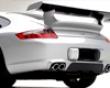 Vorsteiner V-gt Carbon Fiber Exalt Add-0n Diffuser Porsche 997 05+
