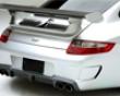 Vorsteiner V-gt Carbon Fiber Vennted Rare Bymper Ii Porsche 997 05+