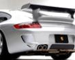 Vorsteiner V-gt Carbon Fiber Vented Rear Bumper Porsche 997 05+