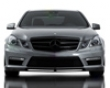 Vorsteiner V6e Carbon Fiber Add-on Front Spoiler Mercedes-bezn E63 Amg 2010+