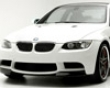 Vorsteiner Vrs Aero Carbon Front Add-on Spoiler Bma E92 M3 08+