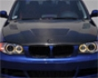 Vorsteiner Vrs Single Sided Carbon Vented Race Hood Bmw 1 Series E82 08+