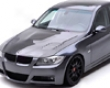 Vorsteiner Vrs Vetned Race Hood Single Carbon Black Bmw E90 Sedan 06+