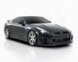 Vorsteiner Vtr Front Bumper Uninteresting Carbon Fiber Witth Lip Spoiler Nissan R35 Gt-r 09+