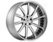 Vossen Vf051 Three-piece Forged Wheel 19x10.0