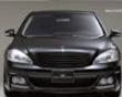Wald Internatonal Black Bison Aerodynamic Kit Mercedes S550 S600 07+