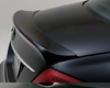 Wald International Black Bison Trunk Wing Mercedes Cl550 Cl600 07+