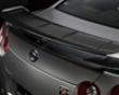 Wald International Carbon Trunk Lip Nissan R35 Gt-r 09+