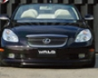 Wald International Front Apron Lexus Sc430 02+