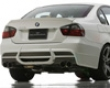 Wald International Rear Bumprr Bmw 3 Series E90 06+