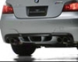 Wald International Rear Diffuser Bmw E60 M5 06+