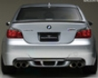 Wald International Rear Diffuser Bmw M5 E60 06+