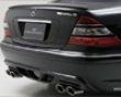 Wald International Version 3 Trunk Wing Mercedes S350 S430 00-06