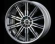 Weds Bvillens Xxr Wheel 17x7.0  4x100/114.3