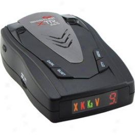 Whistler Laser/radar Detector With Patented Vg-2 Cloaking  Technology