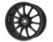 Work Feeling 11r Wheel 18x7.5 5x100 Matte Black