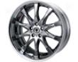 Work Schsert Sc2 Full Reverse Wheel 18x7.0 5x115